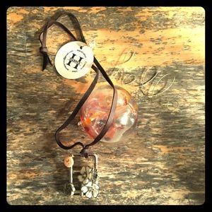 HandMade Belt Buckle Necklace